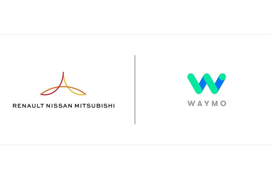 Renault-Nissan-Mitsubishi Alliance with Waymo