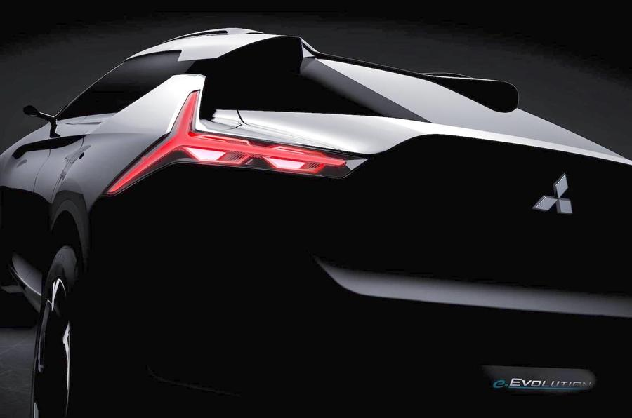 Mitsubishi Evolution name to be revived for Tokyo motor show e-Evolution concept