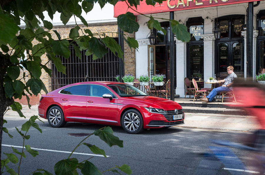 Volkswagen Arteon 2018 long-term review static hero