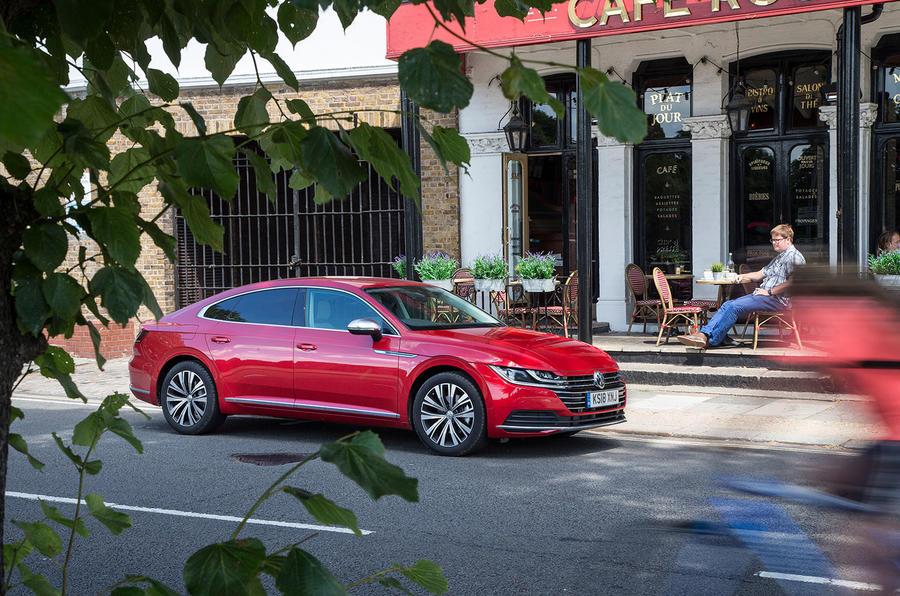 Volkswagen Arteon 2018 long-term review static hero