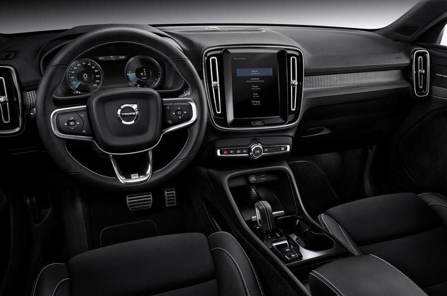Volvo XC40 T5 plug-in hybrid revealed