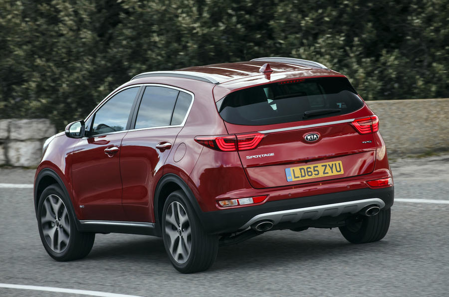 2016 kia sportage 1 6 t gdi review review autocar. Black Bedroom Furniture Sets. Home Design Ideas