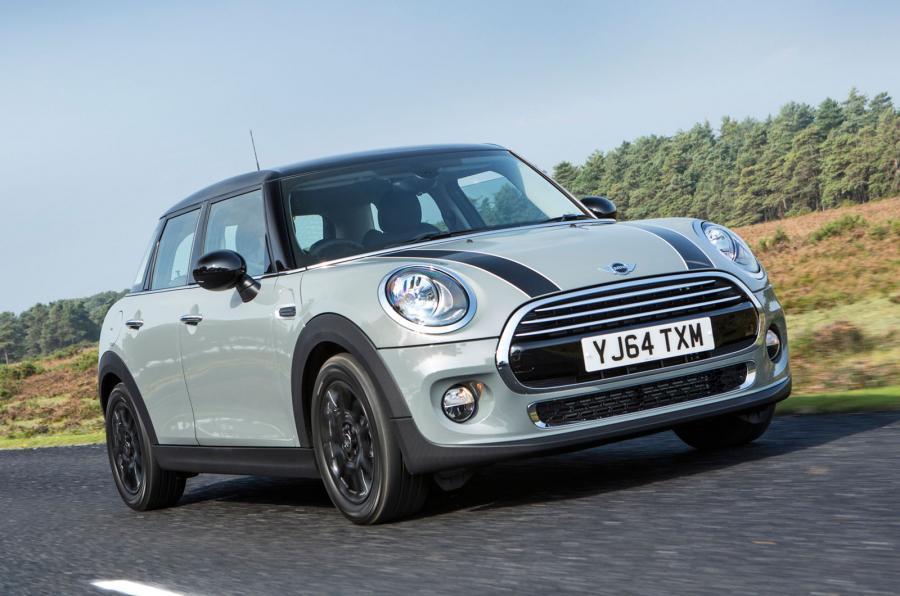 Mini five-door hatch winners losers