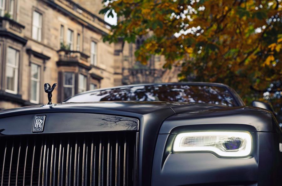 Rolls-Royce Dawn 2016 - headlight