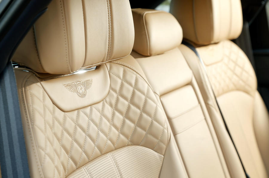 Using real leather in car interiors will become akin to wearing fur
