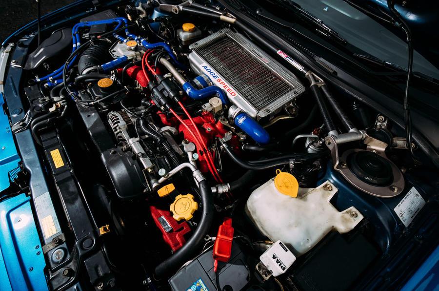 Mitsubishi Lancer Evo VI Makinen vs Subaru Impreza 22B
