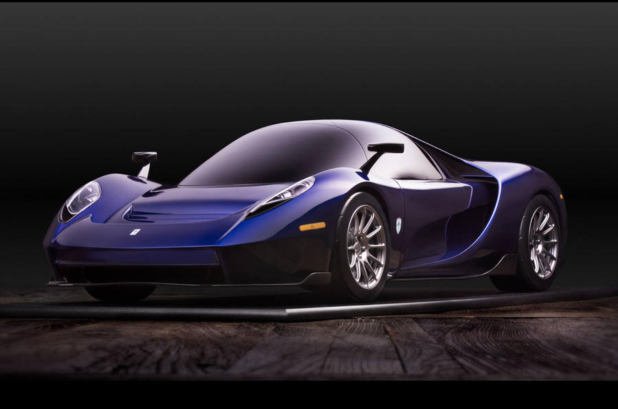 SCG 004S is a $400000 Entry-Level Car