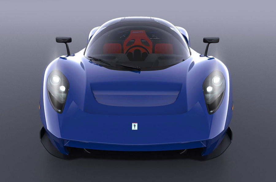 650bhp Scuderia Cameron Glickenhaus SCG 004S revealed with Le Mans ambitions