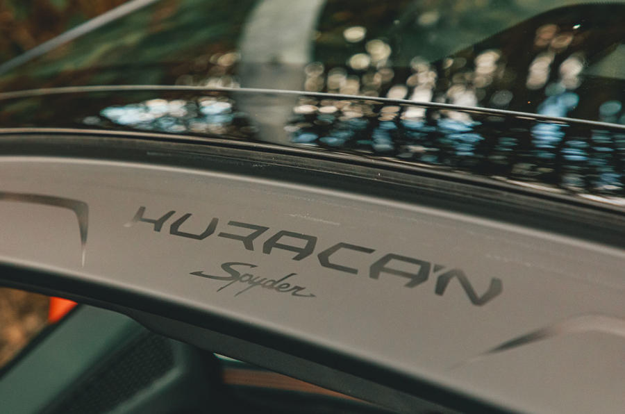 Lamborghini Huracán Spyder 2020 UK first drive review - details
