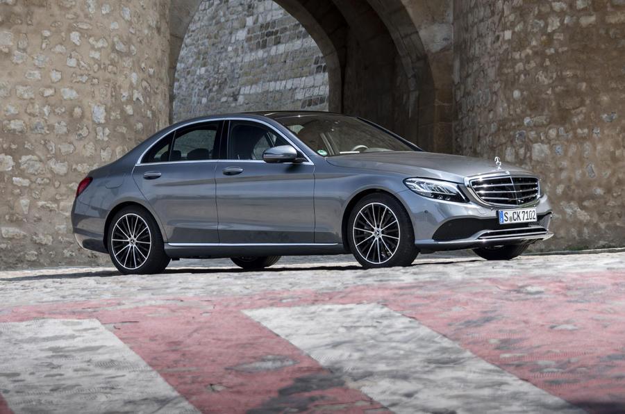 Mercedes-Benz C-Class C200 AMG Line 2018 review   Autocar