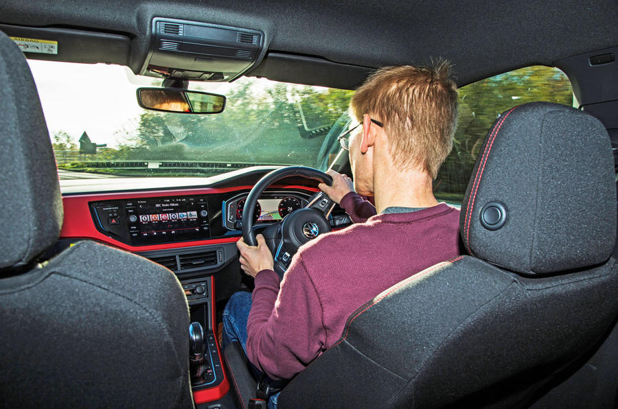 Volkswagen Polo GTI 2018 long-term review - Atters driving