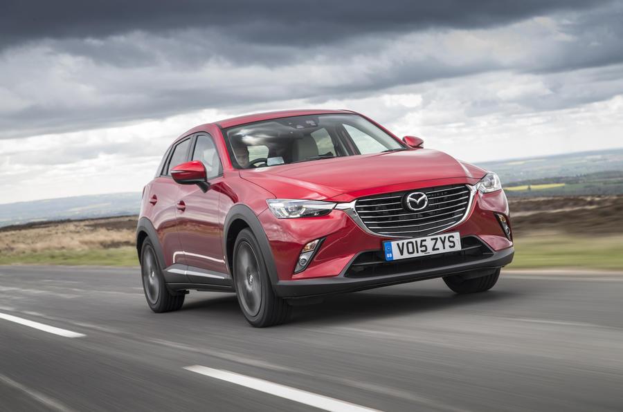 2015 Mazda CX-3 Skyactiv-G 120 UK review review | Autocar