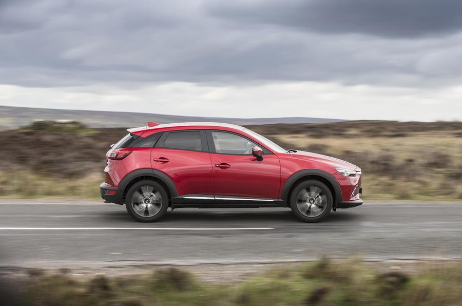 £17,595 Mazda CX-3