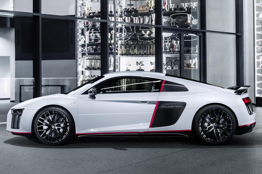 Audi R8 V10 Plus Selection 24h revealed | Autocar