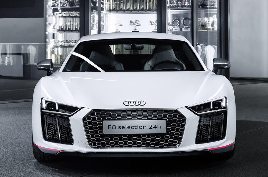Audi R8 V10 Plus Selection 24h Revealed Autocar
