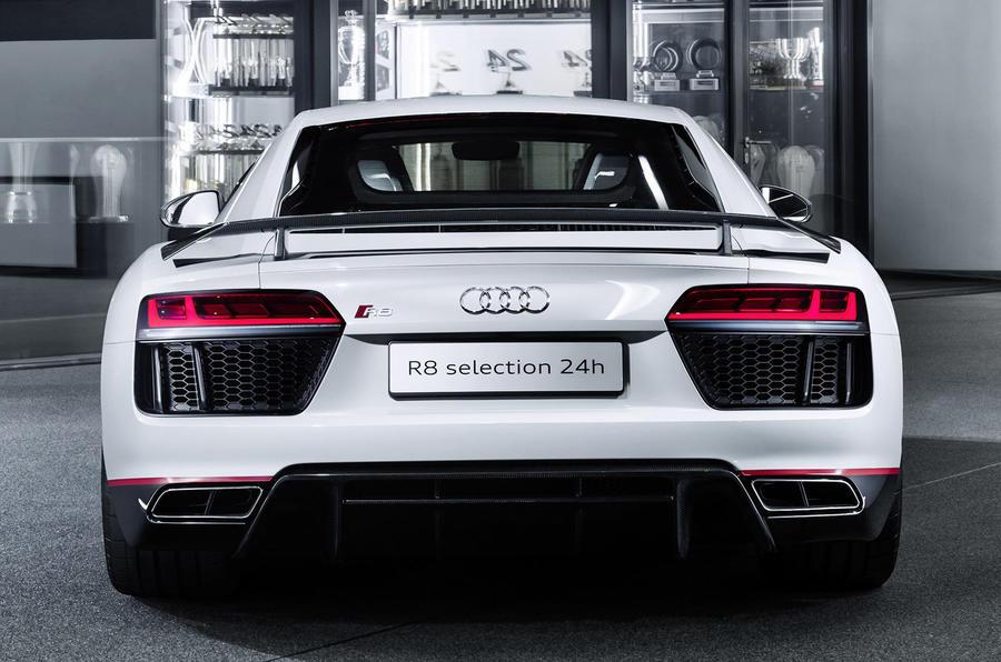 Audi R8 V10 Plus Selection 24h Revealed Autocar
