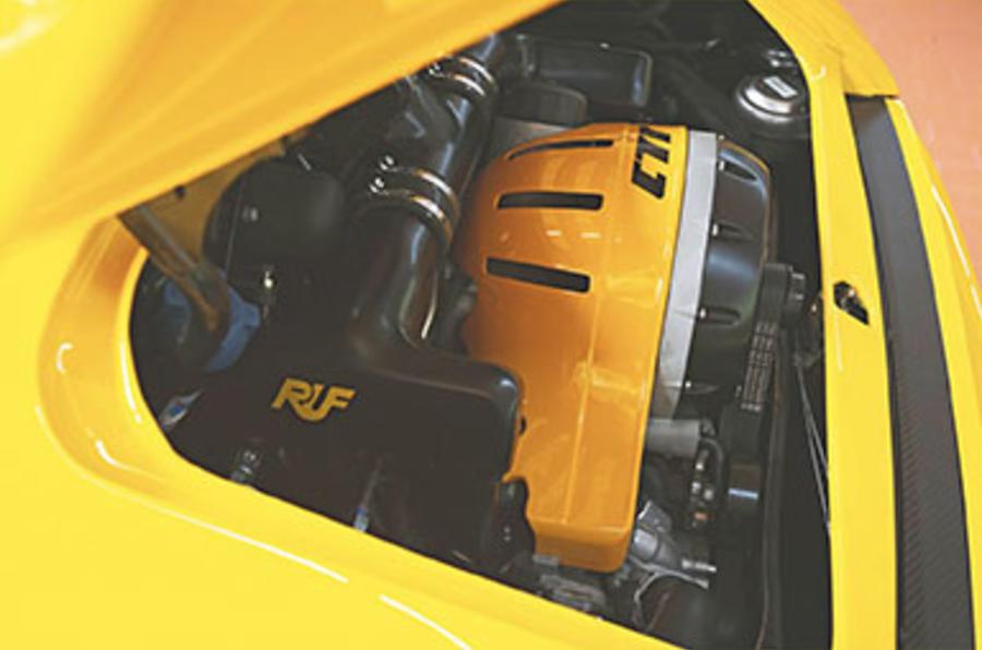 Ruf Automobile GmbH 17