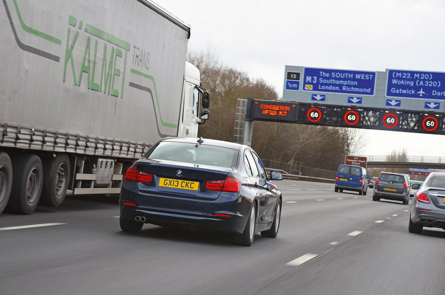 A review into the use of smart motorways