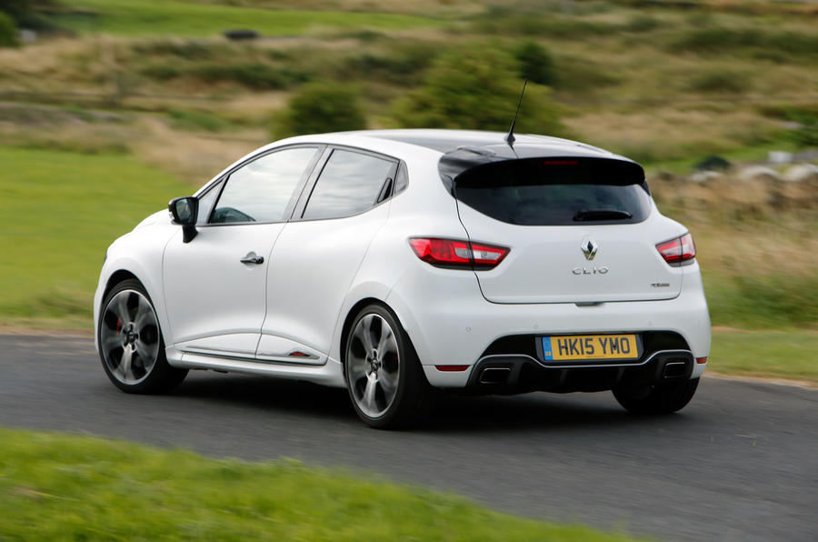 Best affordable driver's road car in the UK Renault Clio