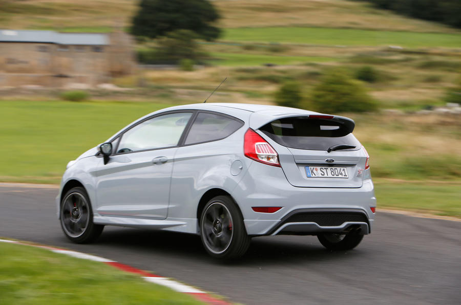 Best affordable driver's road car in the UK Ford Fiesta ST200