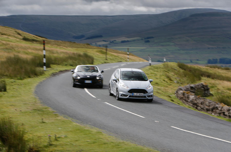 Best sub-£25k driver's car: road test | Autocar