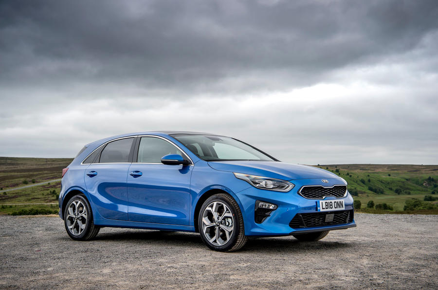 Kia Ceed 2018 long-term review - hero static