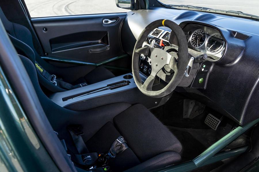 430bhp Aston Martin Cygnet