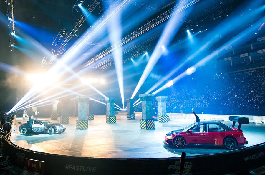 Fast and Furious Live review: the cars, explosions and…a submarine