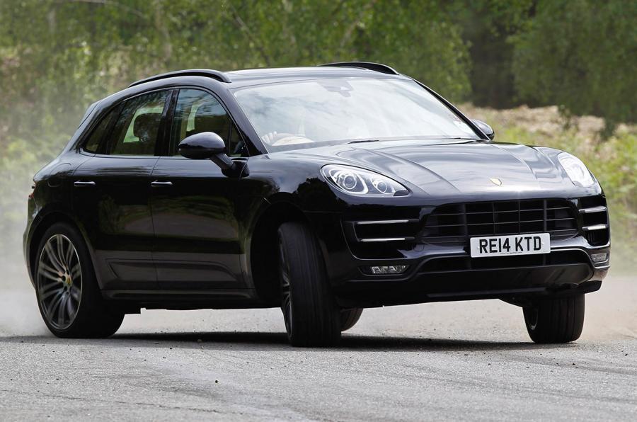 Porsche Macan winners losers
