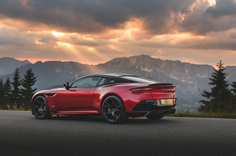 Aston Martin DBS Superleggera 2018 review | Autocar