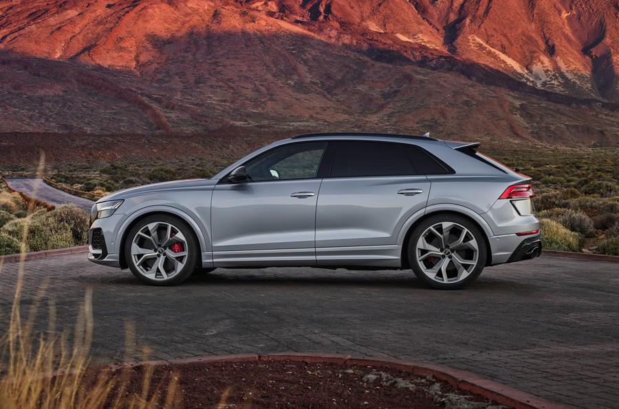 Audi RS Q8 2020 review   Autocar