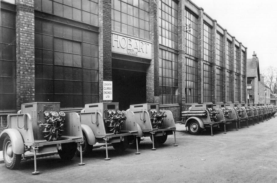Coventry Climax factory