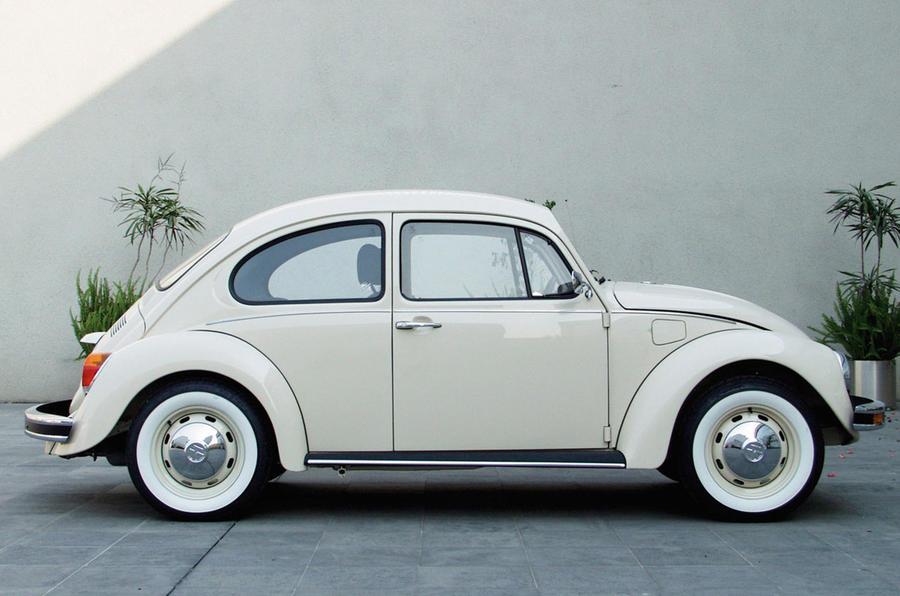 Volkswagen Beetle - old