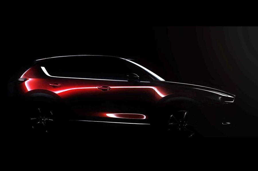 Mazda CX-5 preview