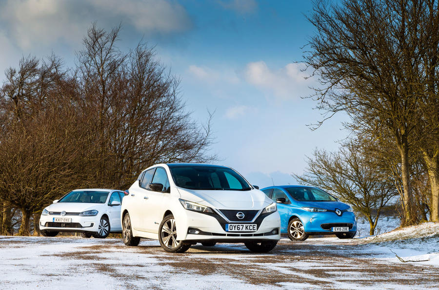 EVs will remain a tiny proportion of sales