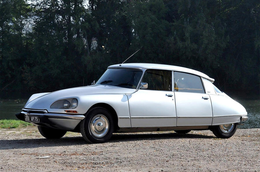 Citroen DS - static front