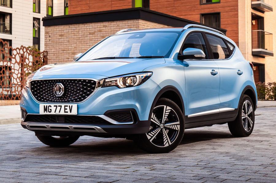 Mg Zs Ev 2019 Review Autocar