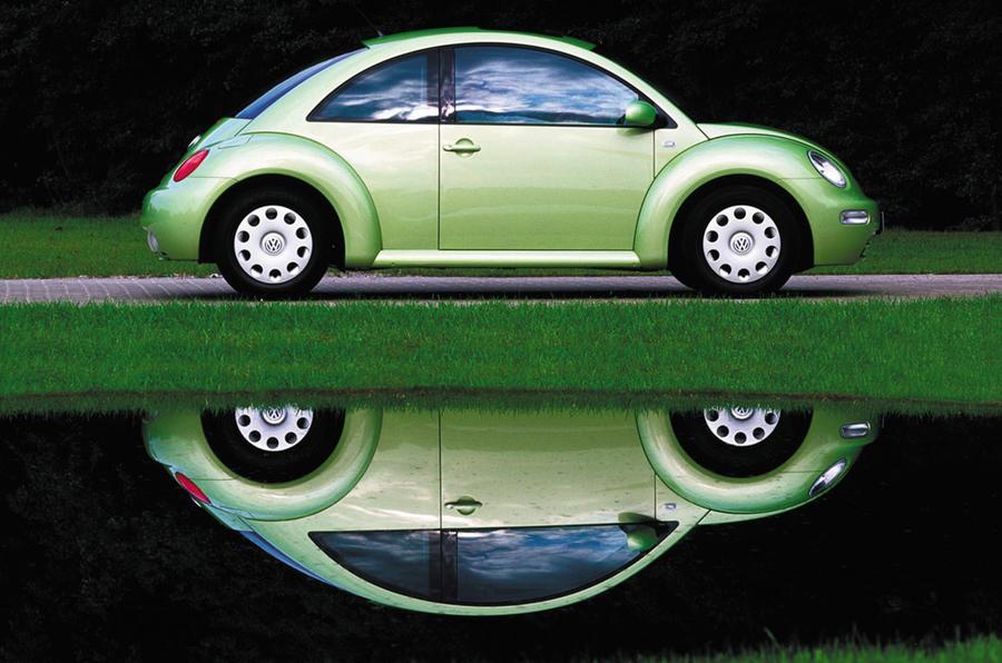 Volkswagen Beetle - new