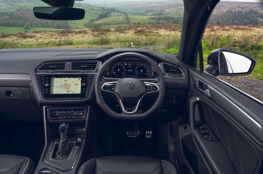 2021 Volkswagen Tiguan Elegance - intérieur