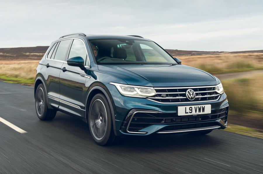 2021 Volkswagen Tiguan Elegance - le front des héros