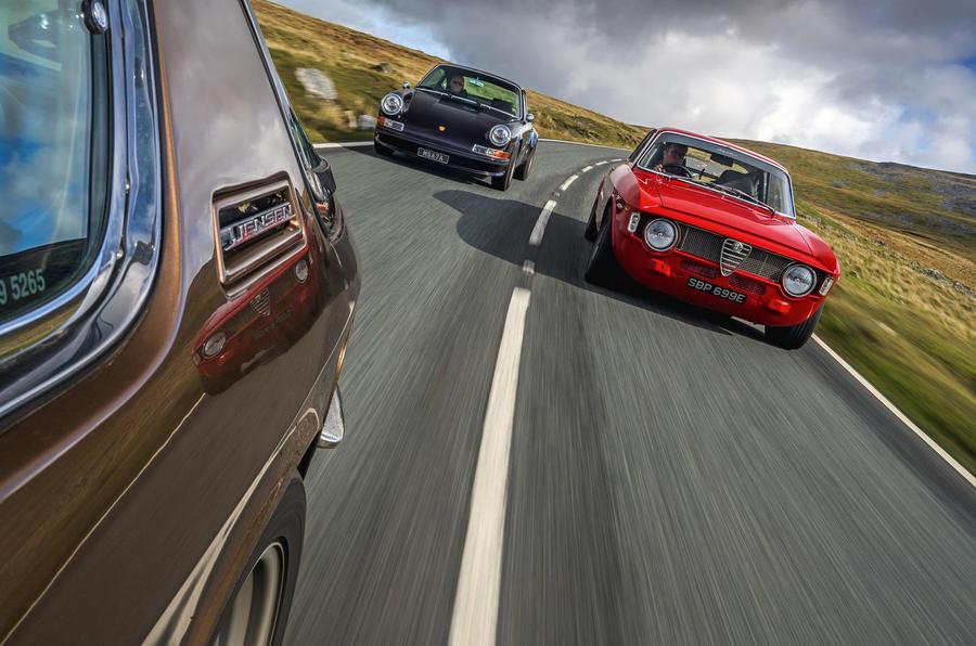 Alfa and 911