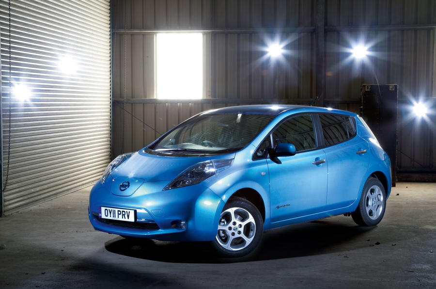Used EV prices will rise and rise