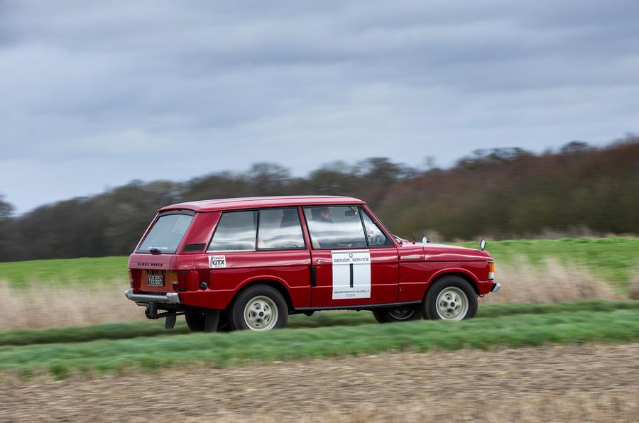 Range Rover Mk1 - hero side