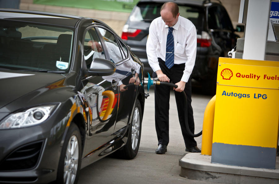 Renewed Push To Promote The Benefits Of Lpg Autocar