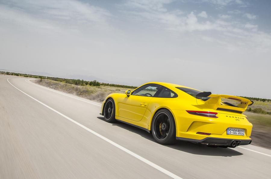 Porsche 911 Gt3 Manual 2017 Review Autocar
