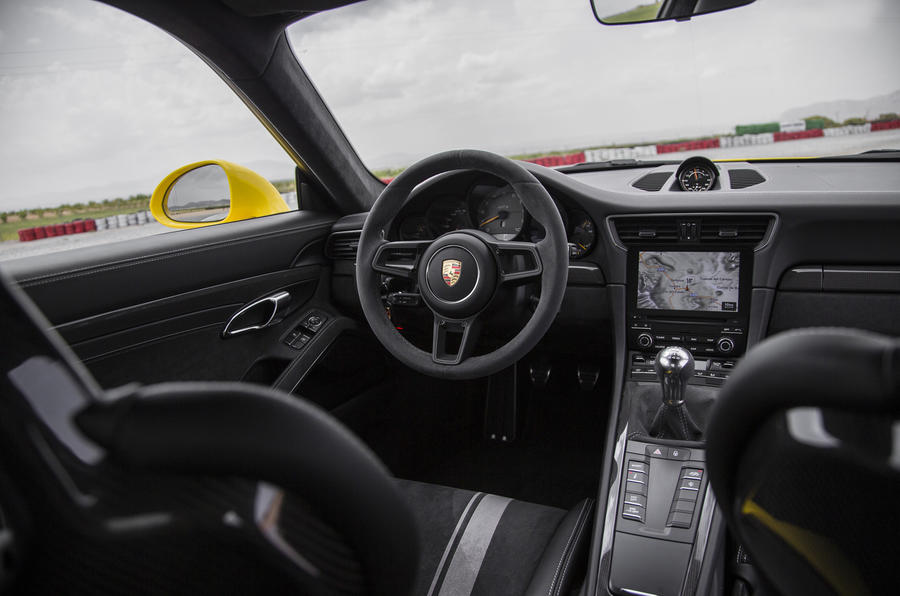 porsche 911 gt3 manual 2017 review