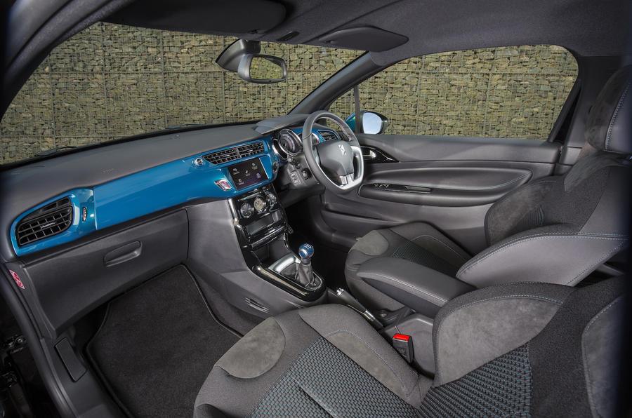 DS 3 PureTech 130 Prestige interior