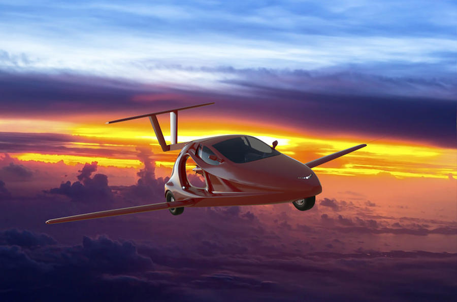 Samson Switchblade flying car prepares for 2018 launch