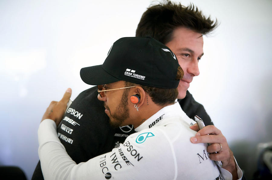 Hamilton and Wolff