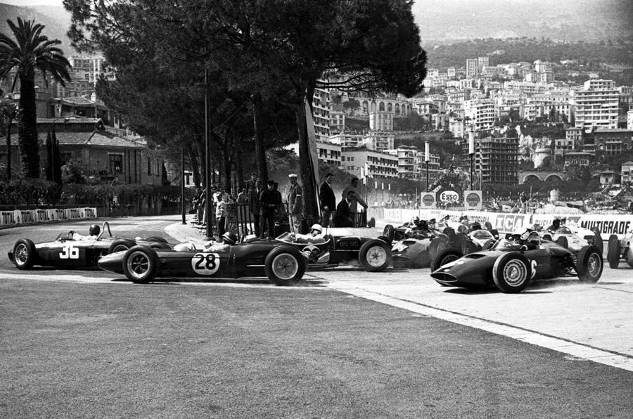 Stirling Moss: 1961 Monaco GP